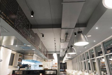 Restaurant commercial air duct cleaning in New Orleans