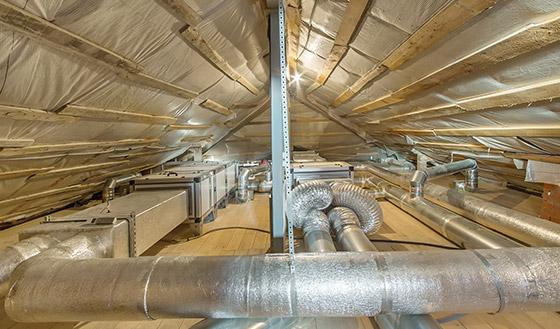 Residential HVAC cleaning in Biloxi